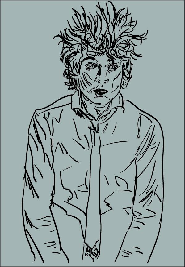 Niels portret